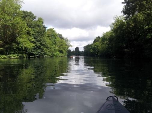 Canoe 2 thames