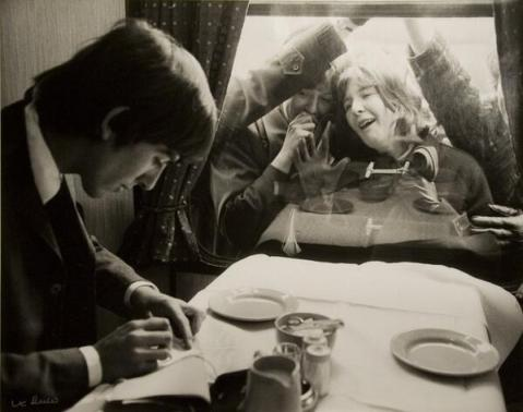 george harrison writing autograph