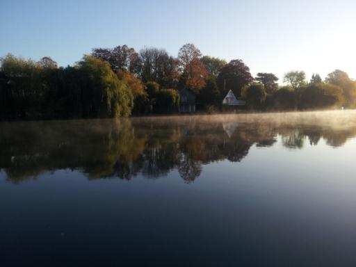 River - slight mist 24.10.13
