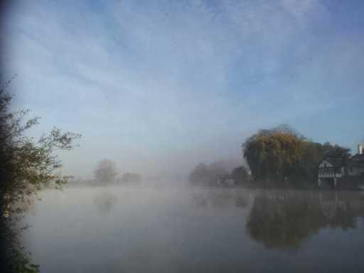 Thames mist 13.11.13