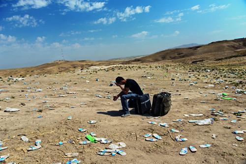 Syruan Refugees;northern iraq