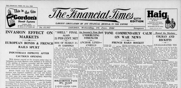ft d day front page