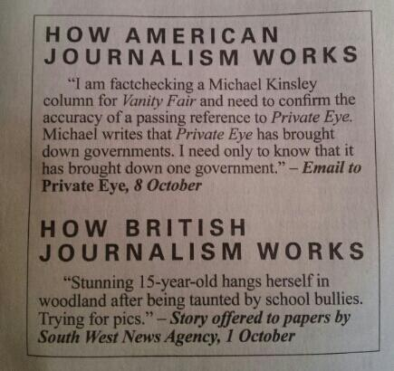 private eye how american journalism