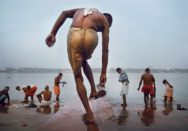 Calcutta morning ritual swpa