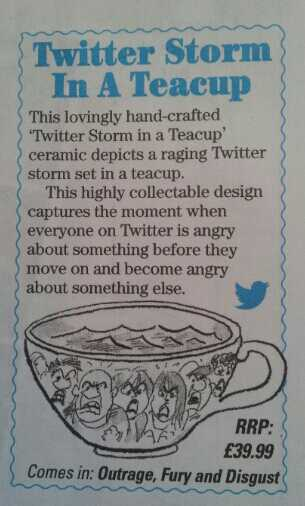 twitter cup