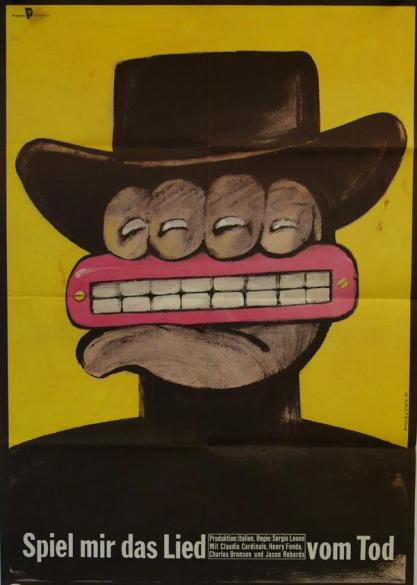sergio leone poster once upon a time in the west