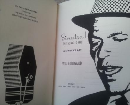 sinatra friedwald book