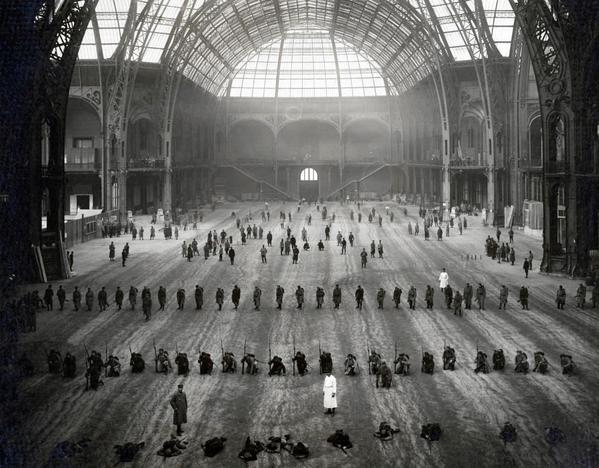 grand palais 1916 panh