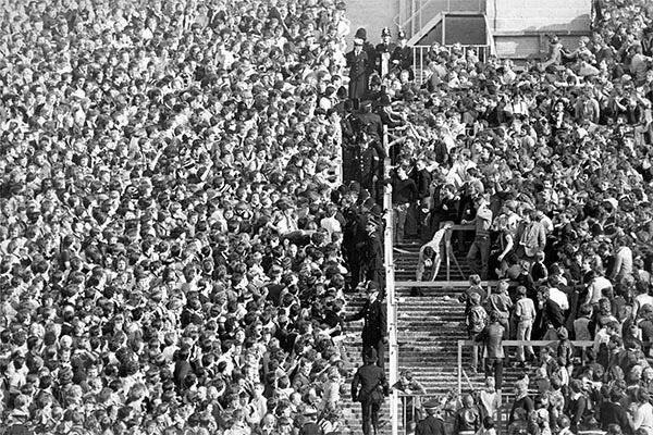 sunderland newcastle fans