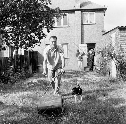 1966 george cohen garden