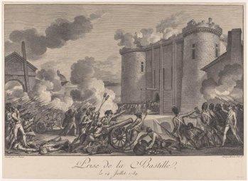 bastille engraving louvre