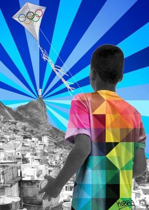rio olympics poster